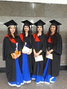 Msc Nursing Graduates